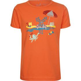 Elkline Mehrmeer T-shirt Børn, flamingo